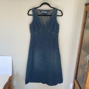 Vintage Tommy Hilfiger Sleeveless Denim Dress